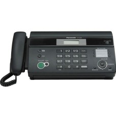 Факсовый аппарат Panasonic KX-FT982UA-B Black