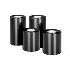 Риббон восковой Wax Ribbon 110мм*300м (красящая лента) для термотрансферного принтера